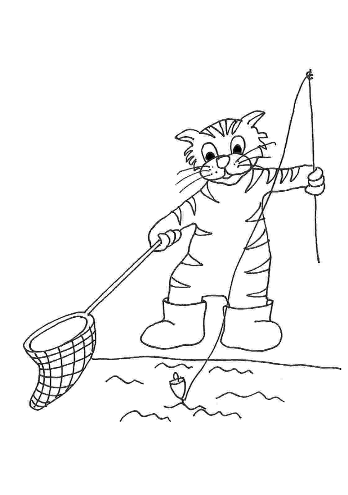 coloring cat pages free printable cat coloring pages for kids cat pages coloring 1 1