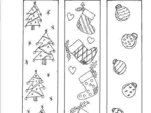 coloring christmas bookmarks 65 fun blank bookmarks to color for you kittybabylovecom bookmarks christmas coloring
