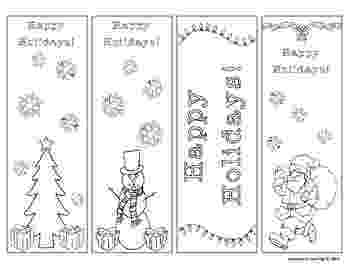 coloring christmas bookmarks three christmas coloring bookmarks bookmarks christmas coloring bookmarks christmas
