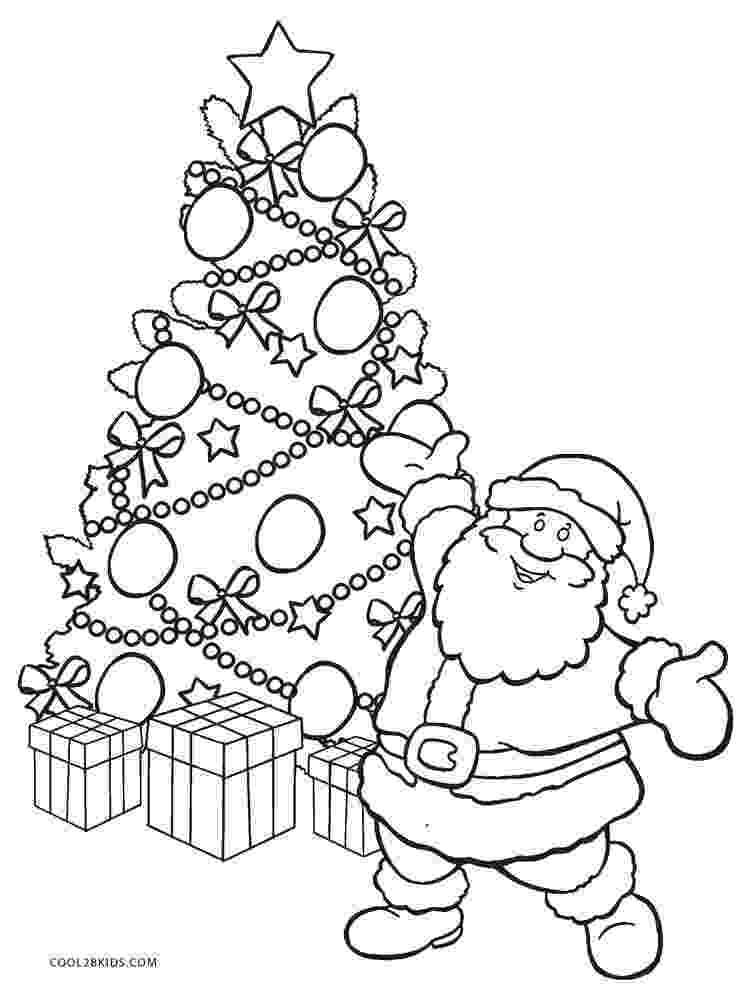 coloring christmas tree free printable christmas tree coloring pages for kids christmas tree coloring