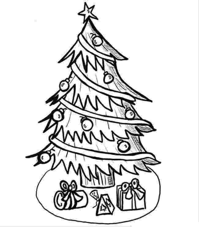 coloring christmas tree get this free christmas tree coloring pages to print 64831 tree coloring christmas