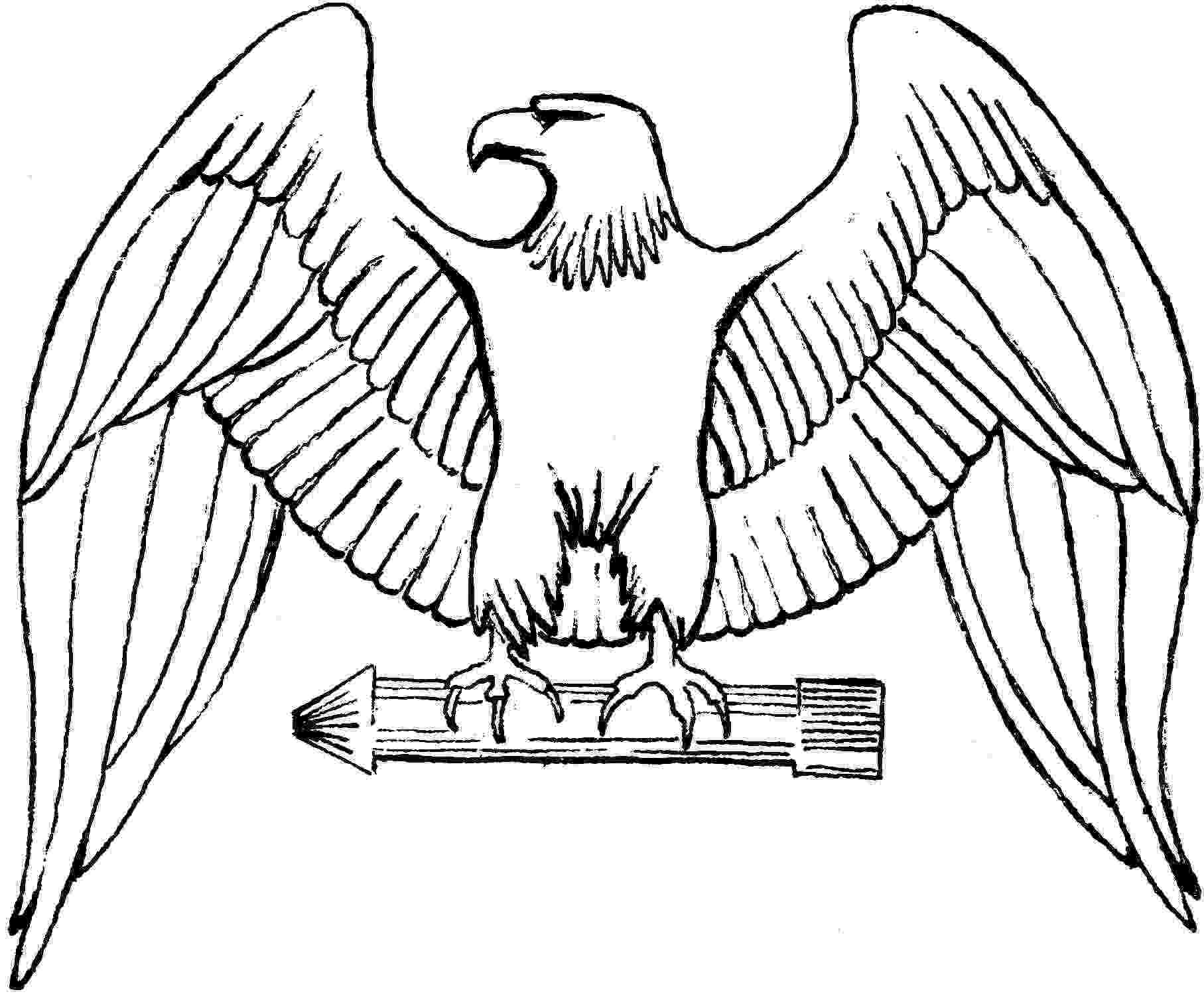 coloring eagle free printable eagle coloring pages for kids eagle coloring 1 1