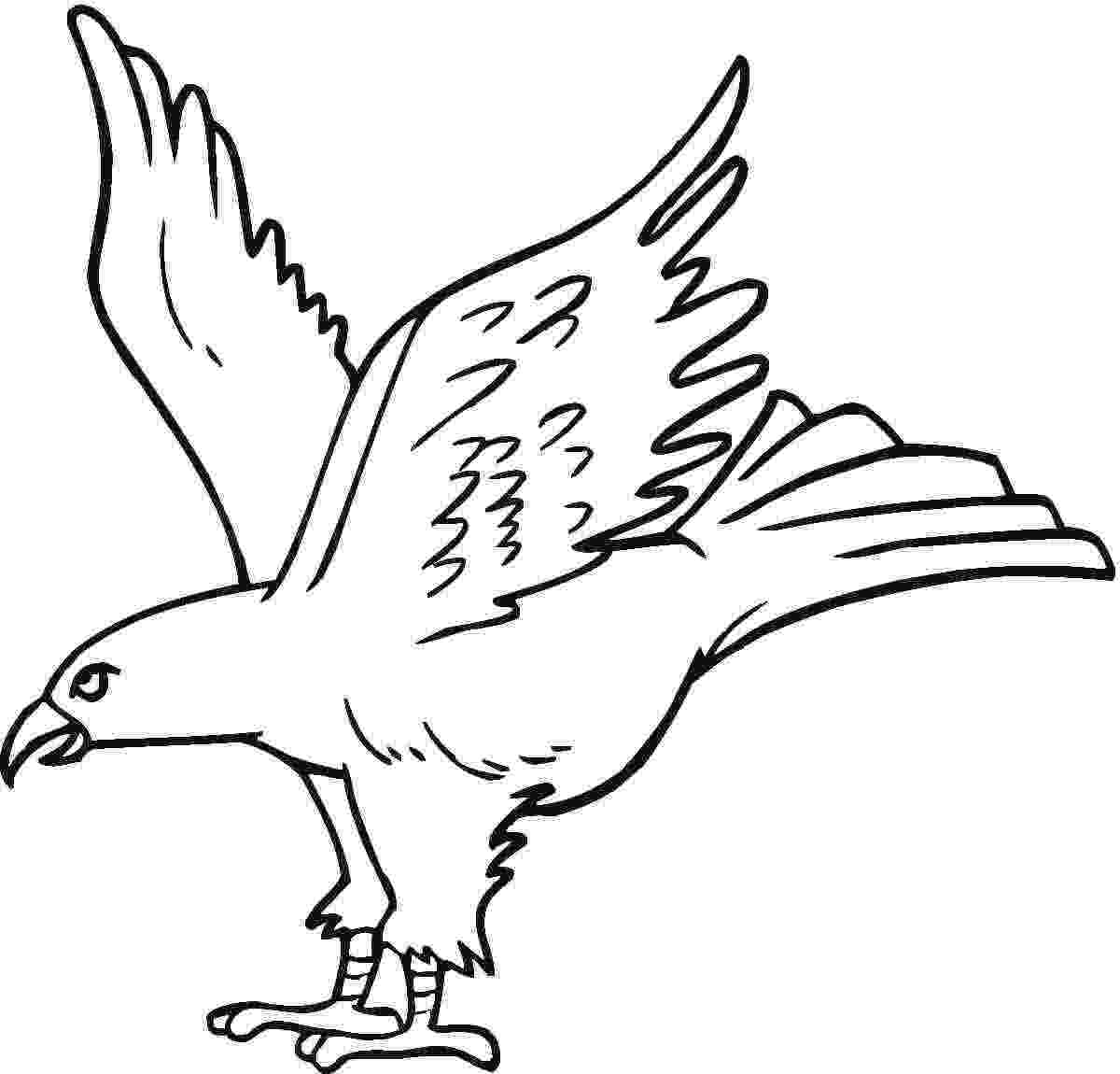 coloring eagle printable eagle coloring pages for kids cool2bkids eagle coloring