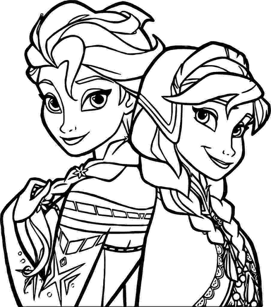 coloring frozen free printable frozen coloring pages for kids best coloring frozen