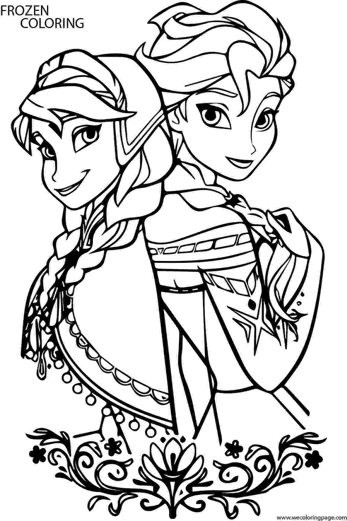 coloring frozen free printable frozen coloring pages for kids best coloring frozen 1 3