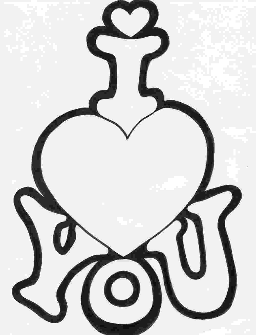 coloring love pictures quoti love you quot coloring pages coloring love pictures