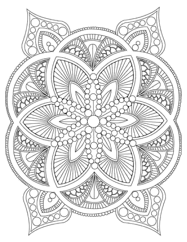 coloring mandalas for adults abstract mandala coloring page for adults digital download for mandalas adults coloring