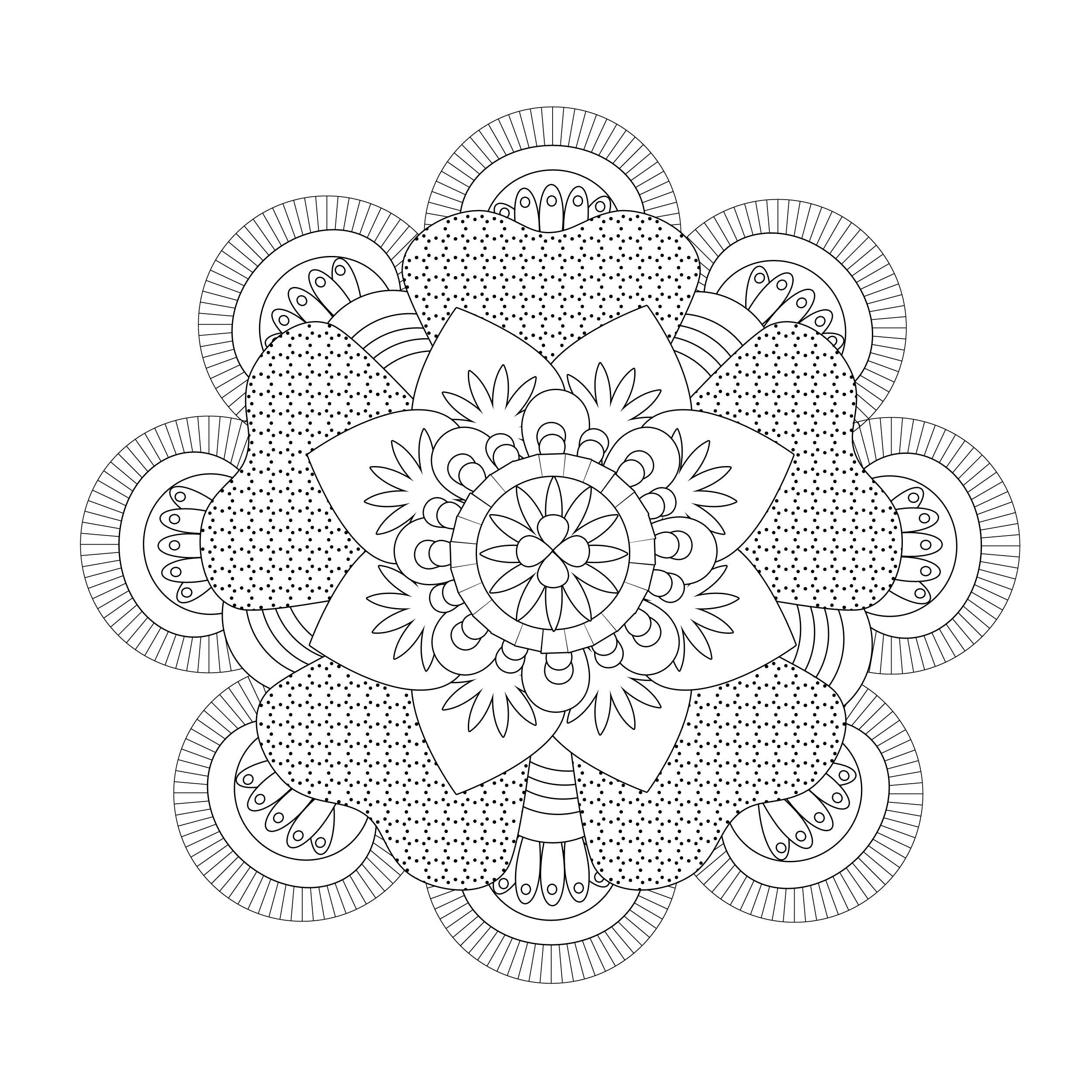 coloring mandalas free printable free printable mandala coloring pages for adults best printable mandalas free coloring
