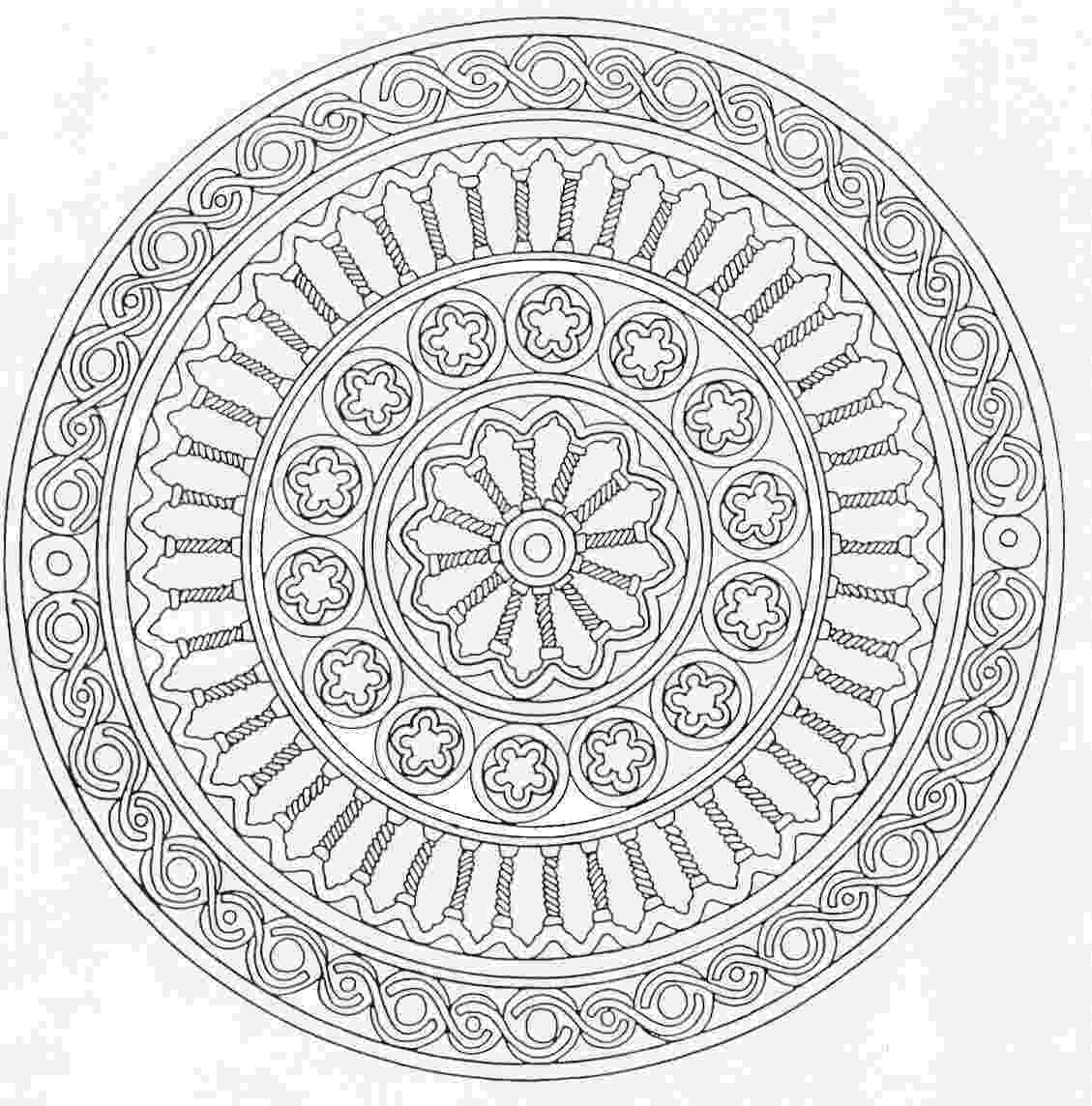 coloring mandalas free printable mandala coloring pages for kids to download and print for free printable free coloring mandalas