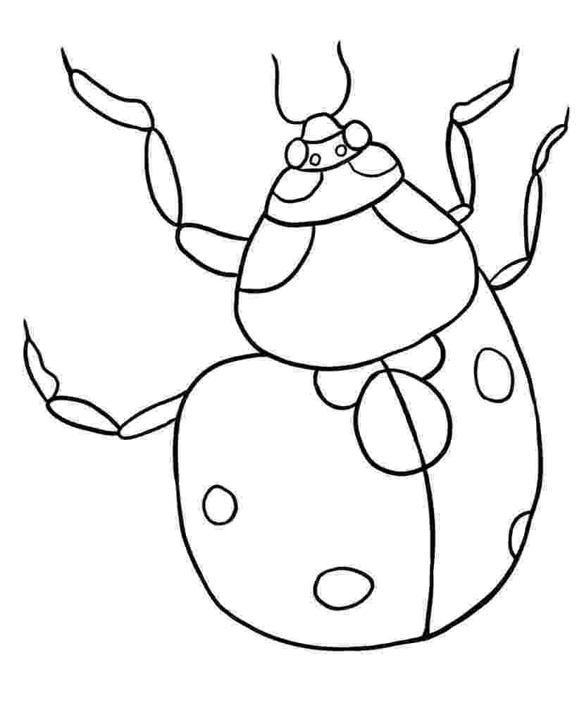 coloring page ladybug free printable ladybug coloring pages for kids ladybug coloring page