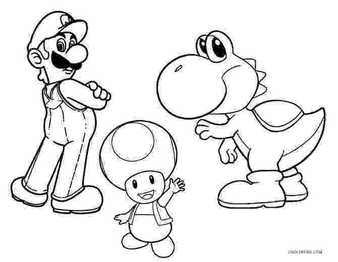 coloring page mario mario coloring pages black and white super mario mario page coloring