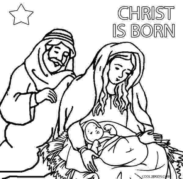 coloring page nativity scene printable nativity scene coloring pages for kids cool2bkids coloring page nativity scene