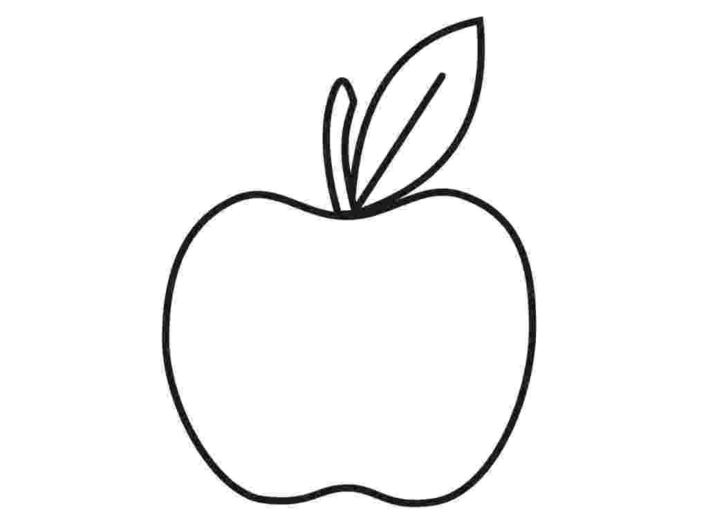 coloring page of an apple free printable apple coloring pages for kids cool2bkids apple an of page coloring
