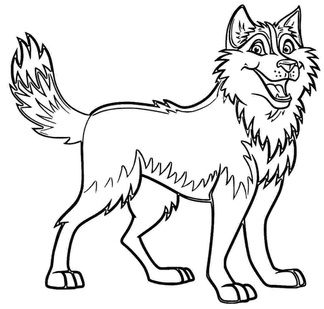 coloring page of dog free printable dog coloring pages for kids of dog coloring page