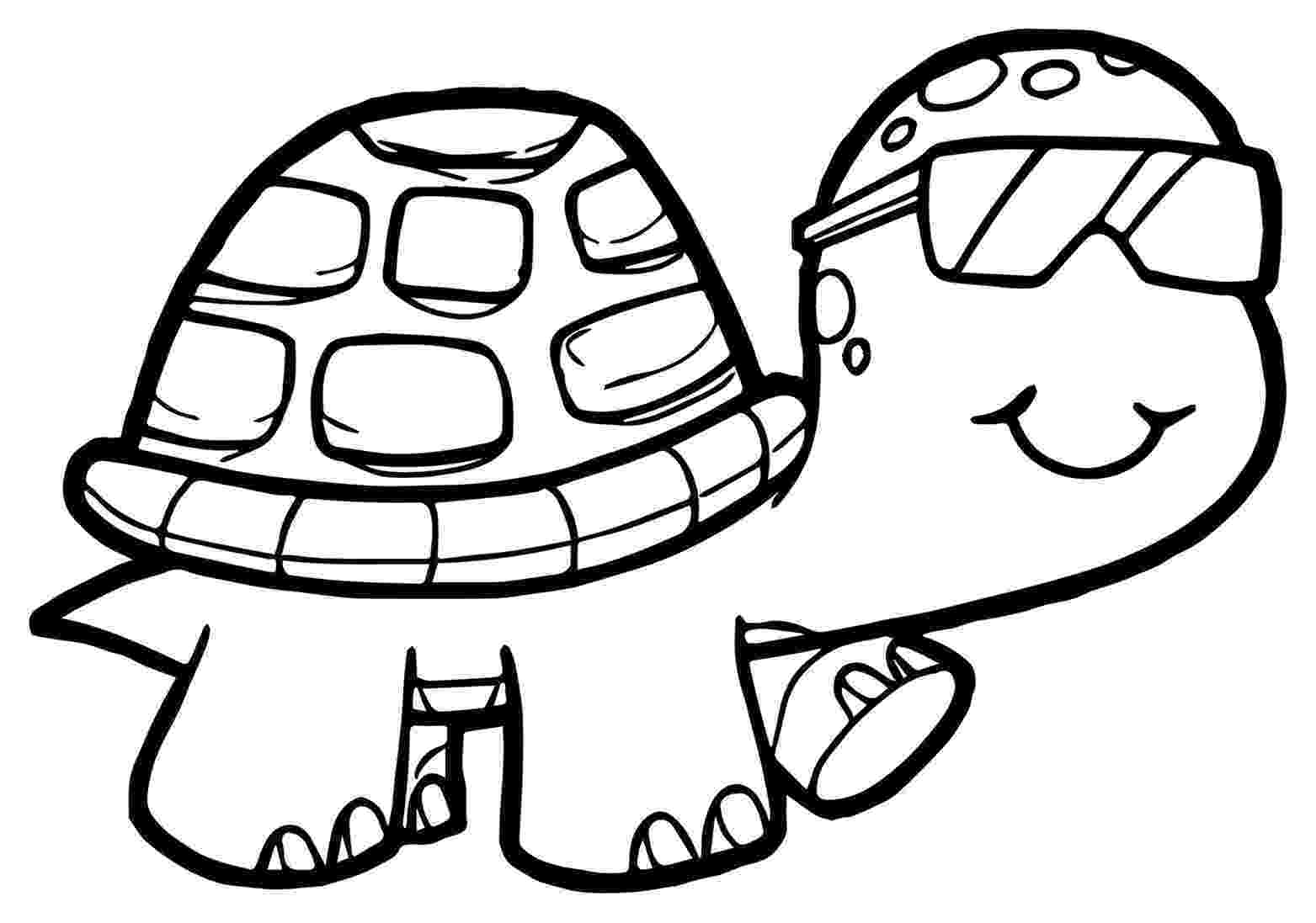 coloring page of turtle coloring pages turtle page coloring of