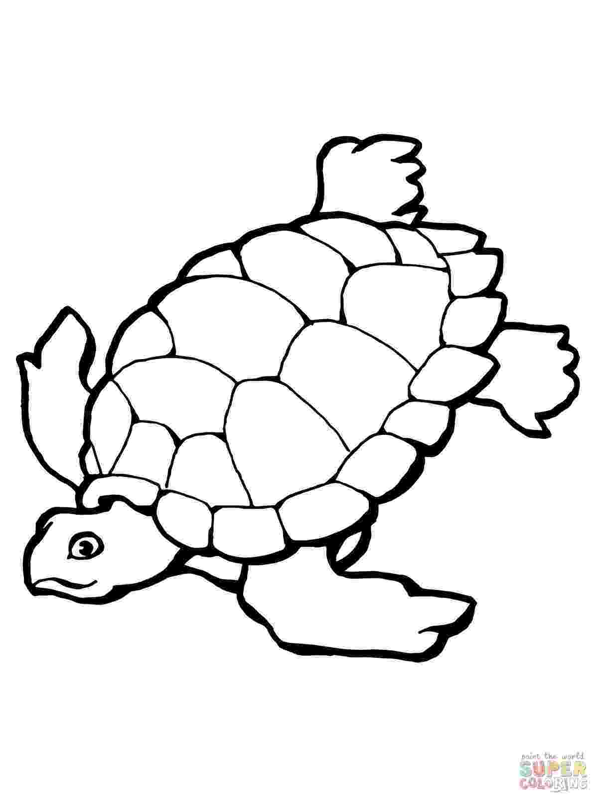 coloring page of turtle sea turtle coloring pages to download and print for free coloring page of turtle
