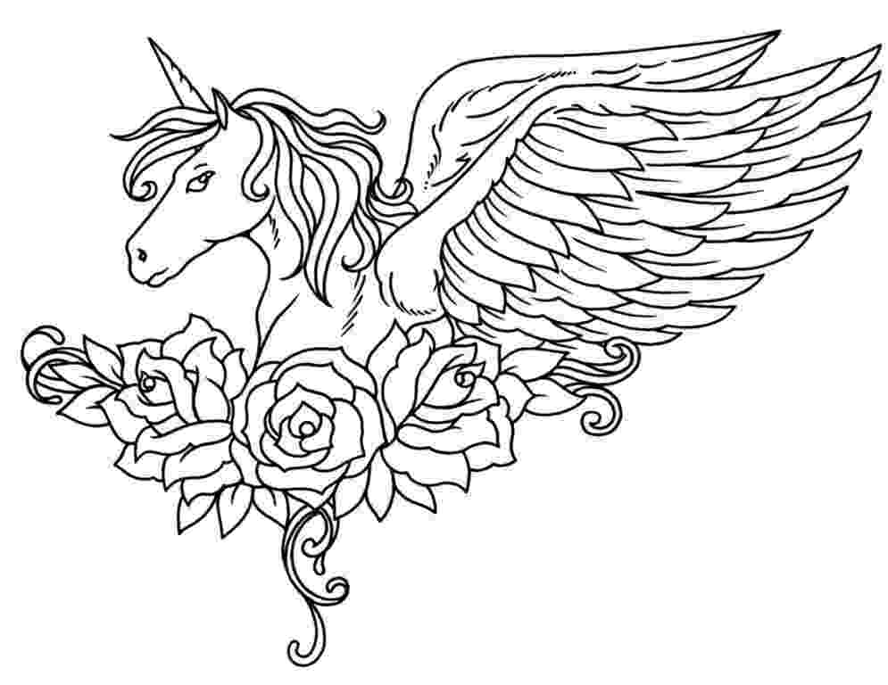 coloring page unicorn unicorn coloring pages to download and print for free page unicorn coloring