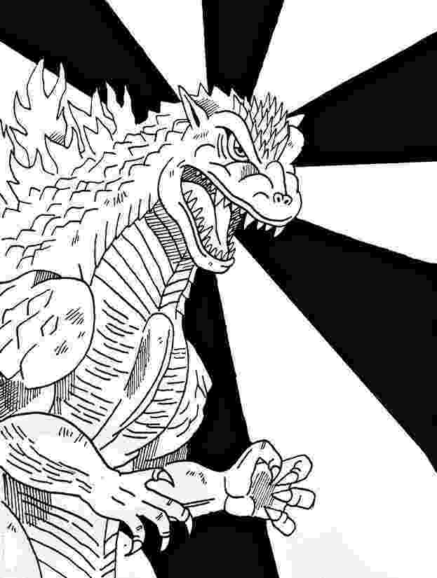 coloring pages 2000 godzilla 2000 coloring pages coloring 2000 pages