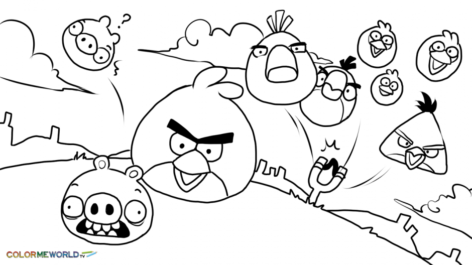 coloring pages angry birds angry birds coloring pages team colors coloring pages angry birds
