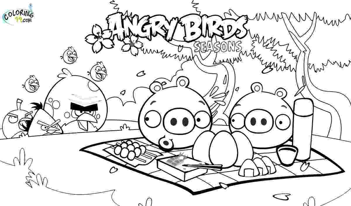 coloring pages angry birds angry birds season coloring pages team colors birds angry pages coloring