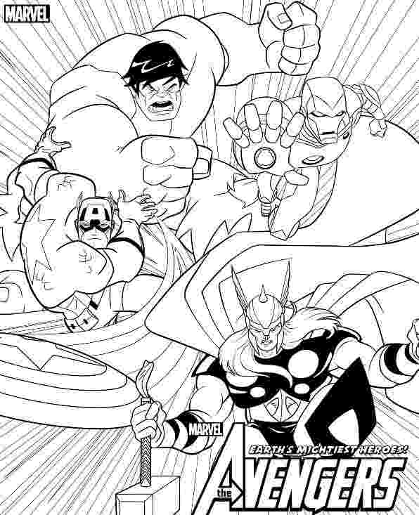 coloring pages avengers avengers coloring pages print and colorcom avengers pages coloring