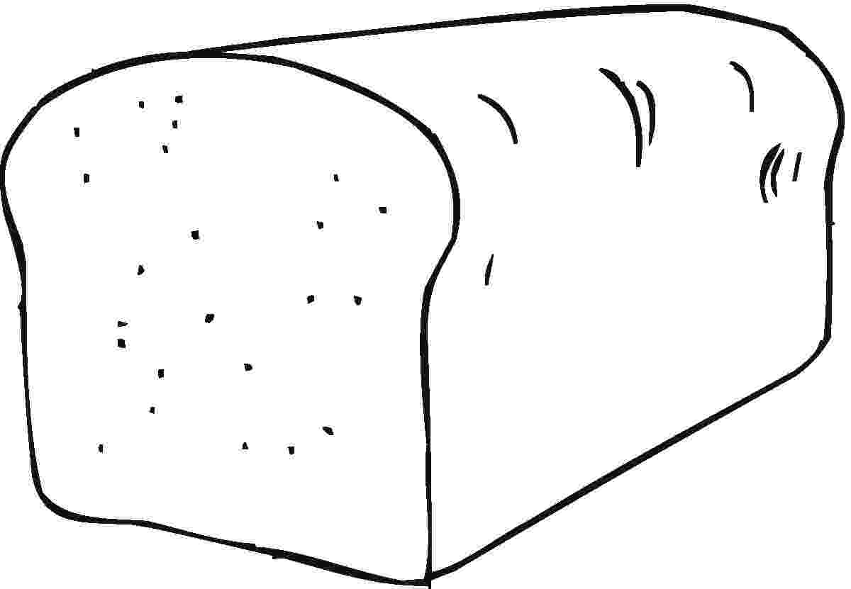 coloring pages bread 10 yummy bread coloring pages for your little one coloring bread pages