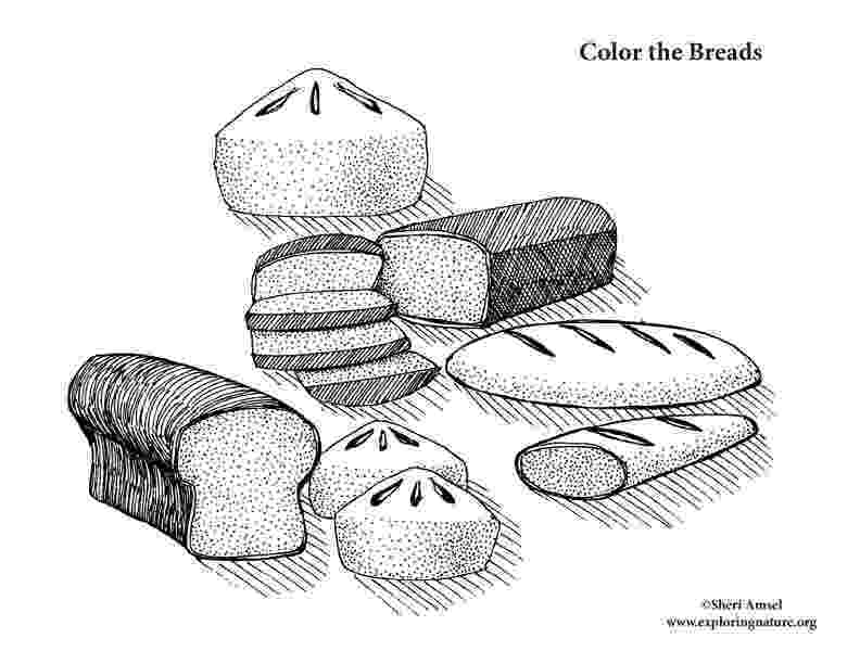 coloring pages bread 91 best bread kenyér images on pinterest baking bread coloring bread pages