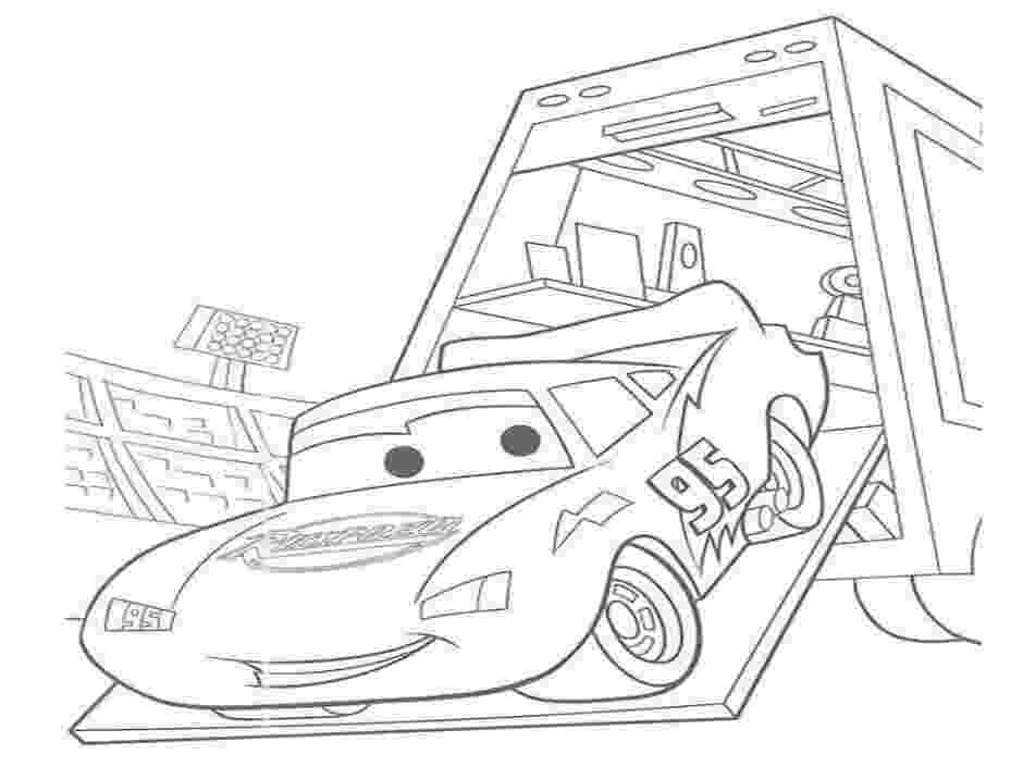 coloring pages cars mack disney cars coloring pages getcoloringpagescom mack pages coloring cars