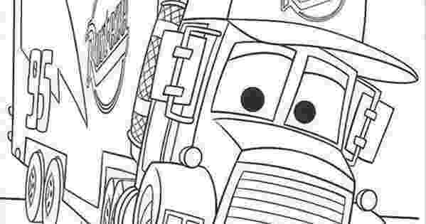 coloring pages cars mack download and print coloring pages for mack the truck coloring mack cars pages