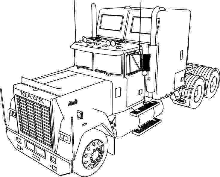 coloring pages cars mack learn how to draw mack from cars 3 cars 3 step by step cars coloring mack pages
