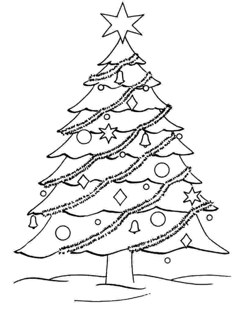 coloring pages christmas tree printable christmas tree coloring pages for kids cool2bkids coloring christmas pages tree