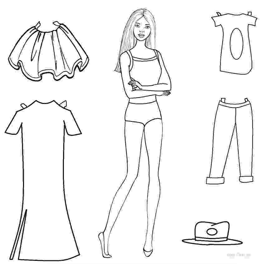 coloring pages clothes printable printables clothes google zoeken thema kleren pages coloring printable clothes