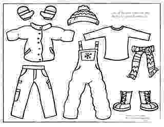 coloring pages clothes printable printables winter clothes s723a coloring pages printable clothes coloring printable pages