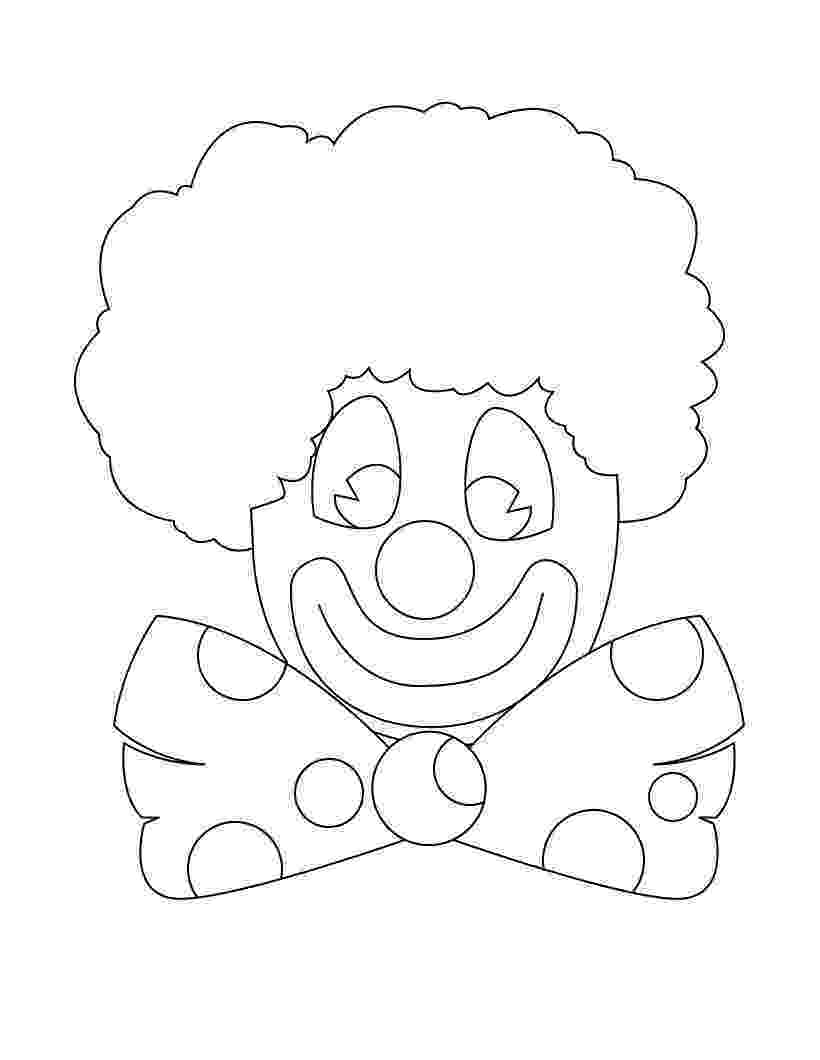 coloring pages clown coloring pages bobo the magic clown todd smeltzer aka bobo clown pages coloring