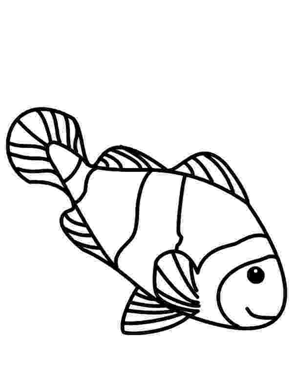 coloring pages clown fish clown fish coloring page coloring page book for kids coloring fish clown pages