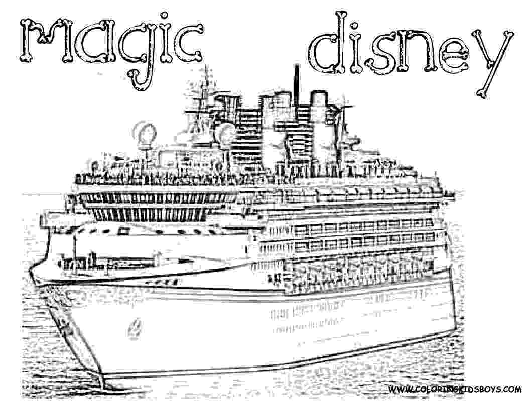 coloring pages cruise ship spectacular cruise ship coloring cruises free ship pages ship coloring cruise