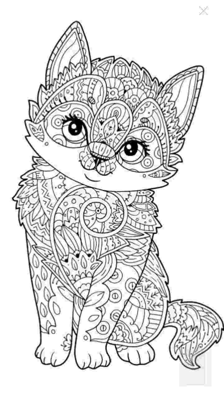 coloring pages cute cats cute kitten coloring pages getcoloringpagescom cats cute pages coloring 1 1