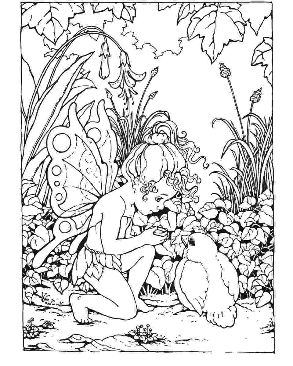 coloring pages fantasy fantasy cat with horse smac39s place to be pages fantasy coloring