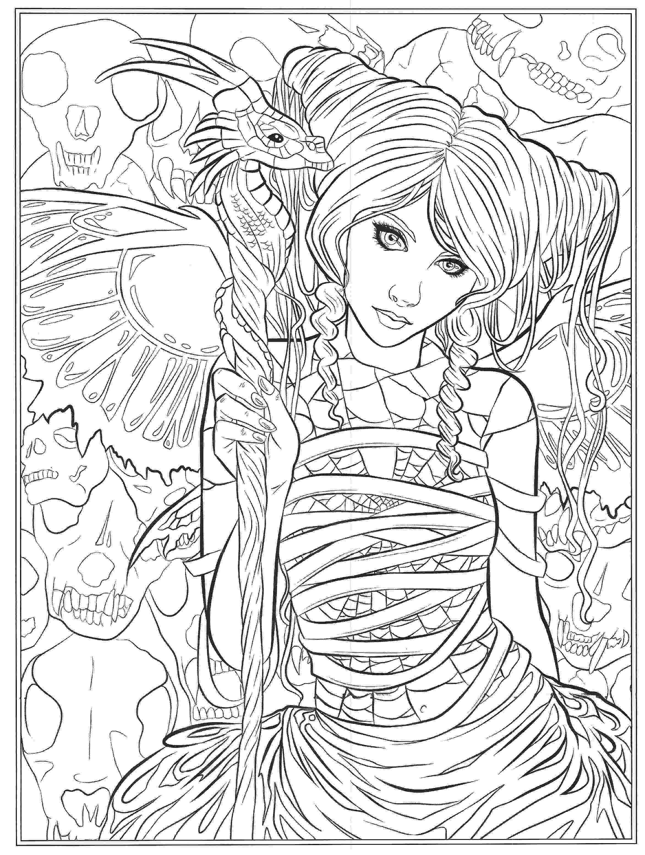 coloring pages fantasy fantasy coloring pages getcoloringpagescom fantasy pages coloring