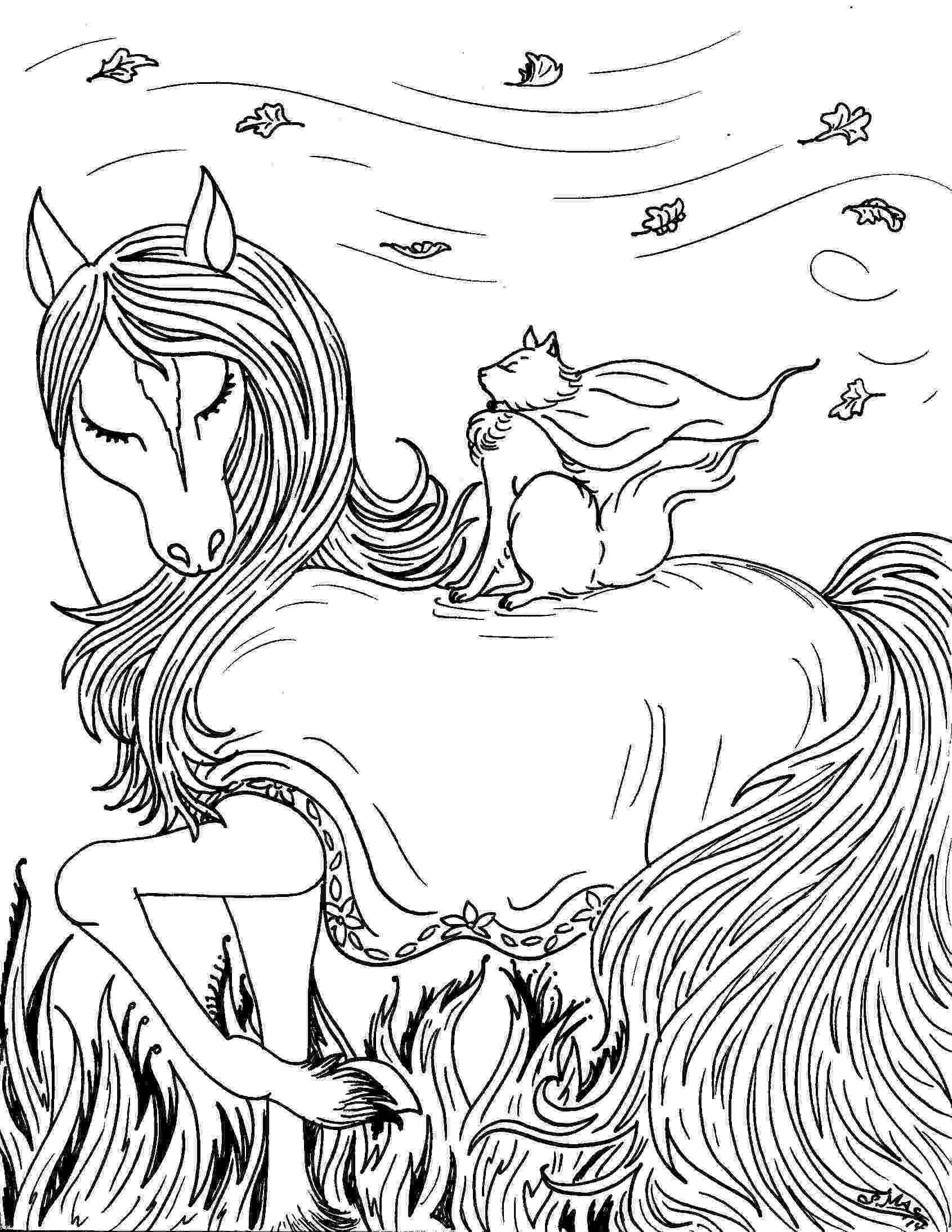 coloring pages fantasy free printable fantasy coloring pages for kids best fantasy pages coloring