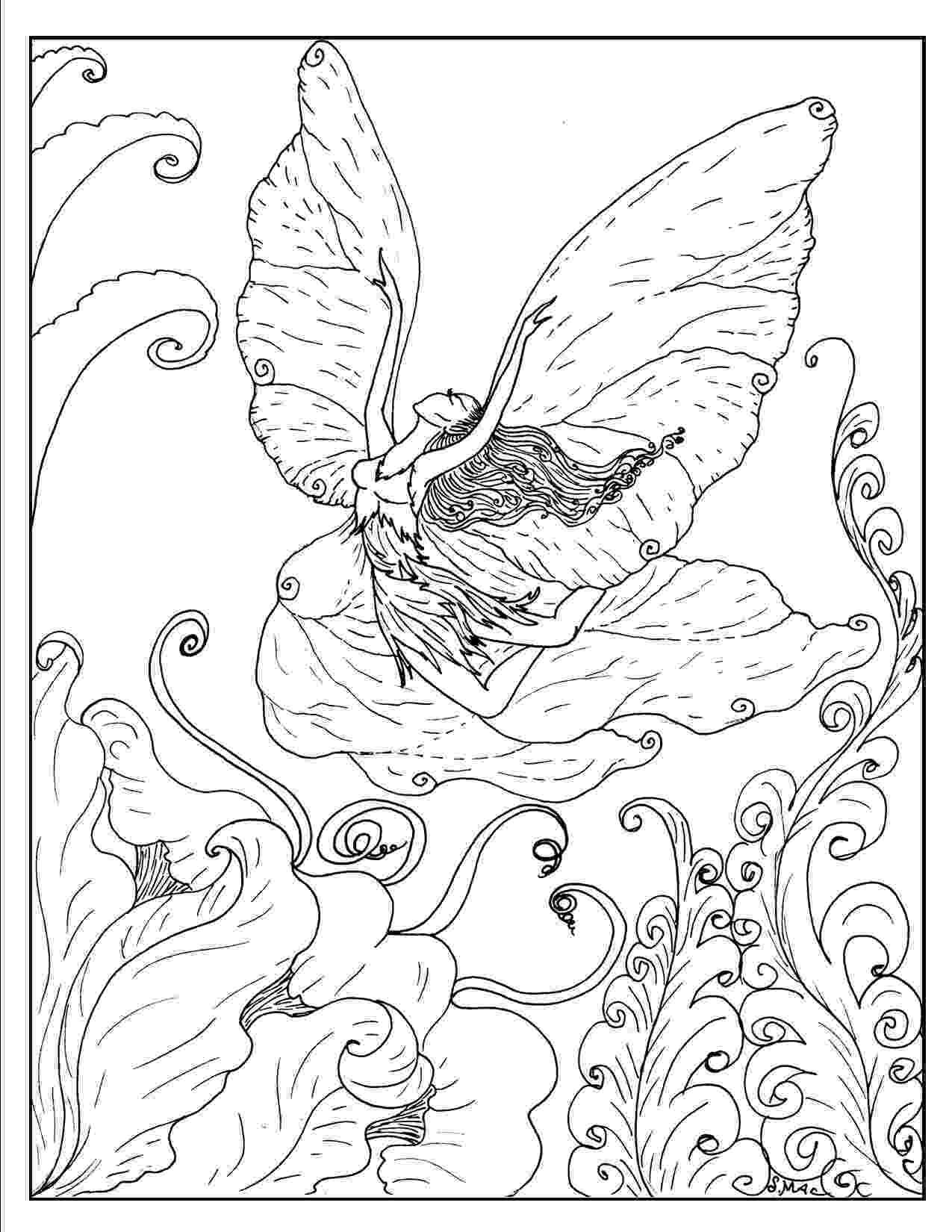 coloring pages fantasy free printable fantasy coloring pages for kids best fantasy pages coloring 1 1