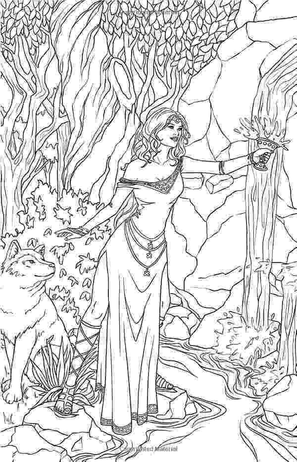 coloring pages fantasy free printable fantasy coloring pages for kids best pages fantasy coloring