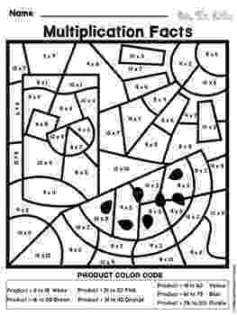 coloring pages for 5th graders winter color by number multiplication by amy isaacson 5th graders for coloring pages