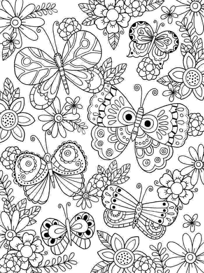 coloring pages for adults butterflies butterfly coloring pages for adults best coloring pages adults butterflies coloring pages for