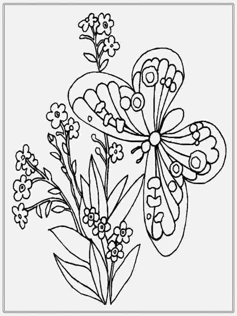 coloring pages for adults butterflies butterfly doodle coloring page for butterflies coloring pages adults