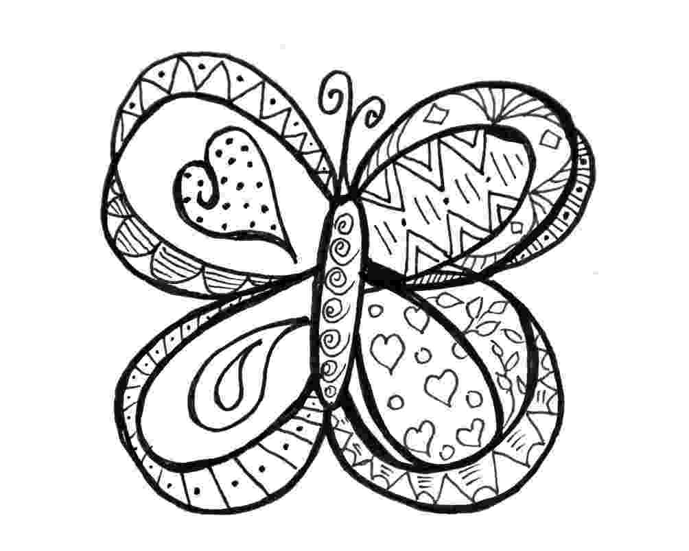 coloring pages for adults butterflies coloring pages for adults pdf free download pages for adults butterflies coloring