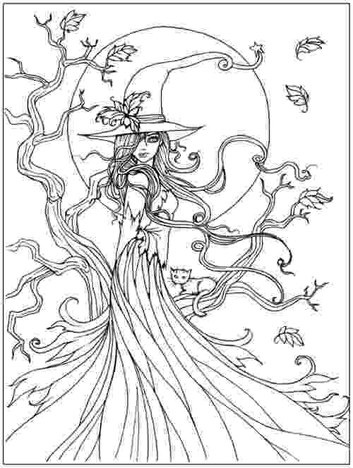 coloring pages for adults halloween 5 pages instant download halloween coloring pages 5 adults pages for coloring halloween