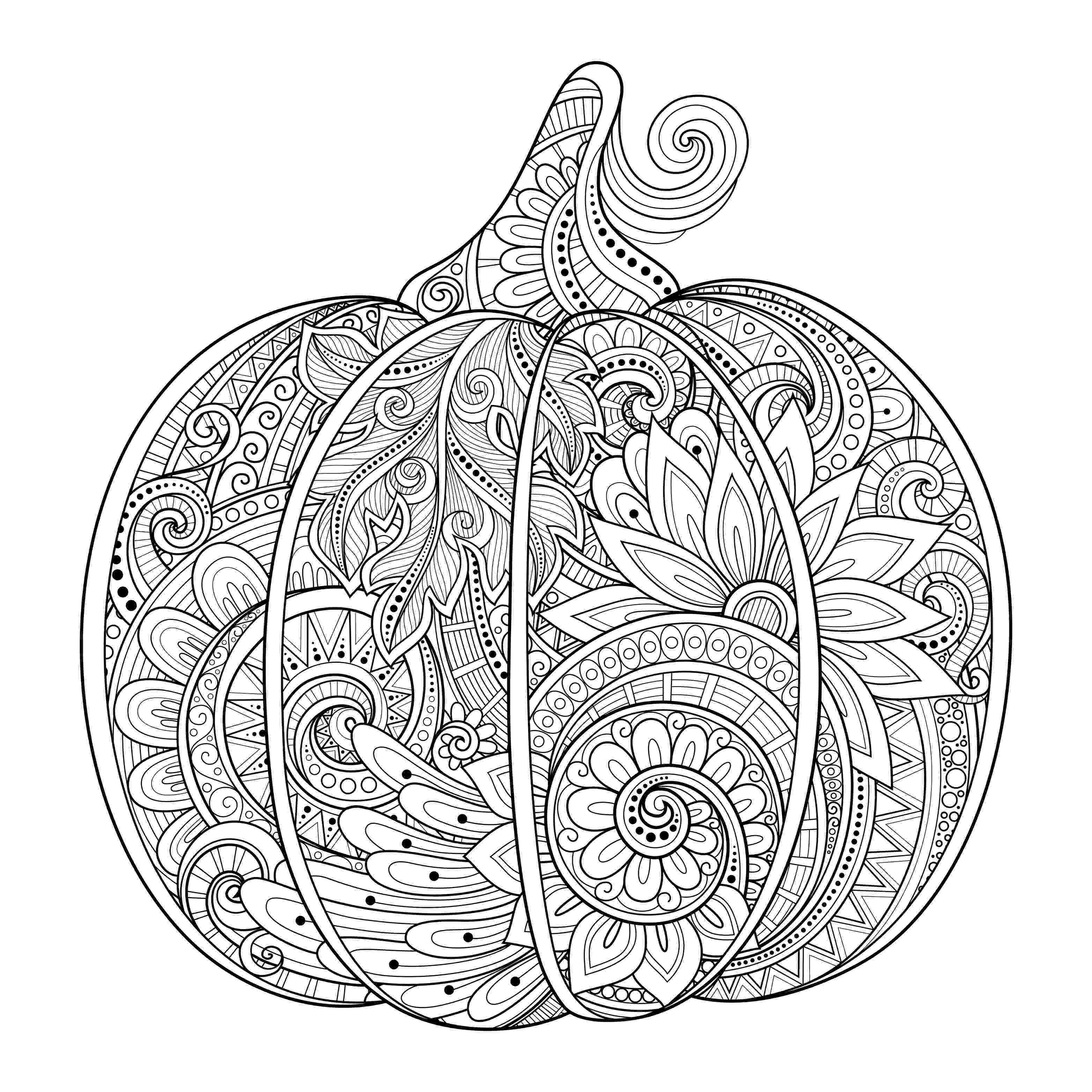 coloring pages for adults halloween beautiful halloween pumpkin zentangle irinarivoruchko pages adults for halloween coloring