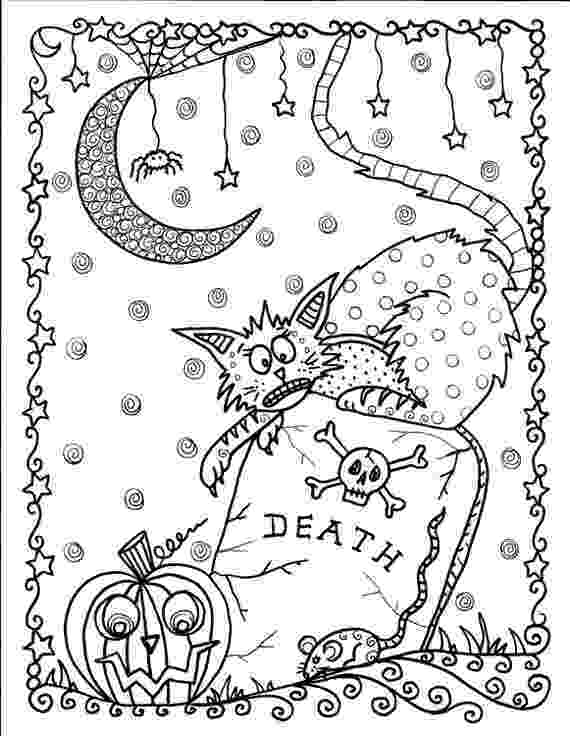 coloring pages for adults halloween best halloween coloring books for adults cleverpedia pages adults coloring for halloween