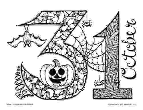 coloring pages for adults halloween free printable halloween coloring pages for adults best pages adults for halloween coloring